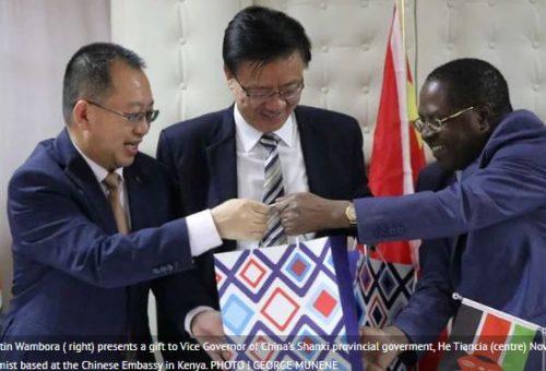 Embu signs KSh.25.5 bn deal with Chinese firm
