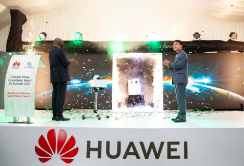 Let's catch up next week for Huawei launches home energy storage system in Kenya